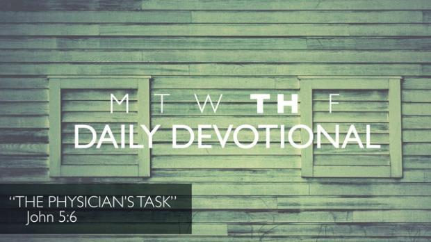 Thursday Devotional