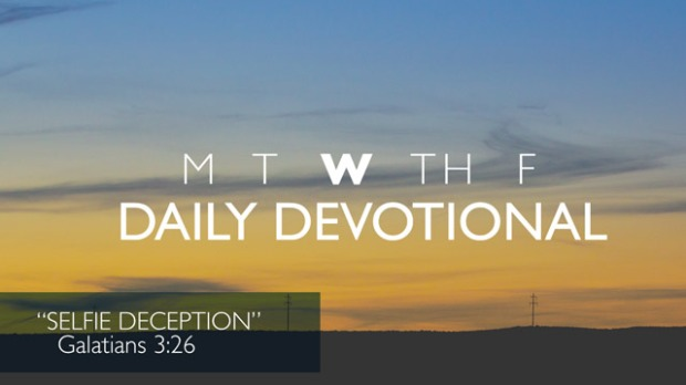 Wednesday Devotional