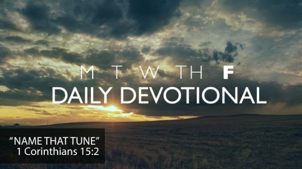 Daily Devotional