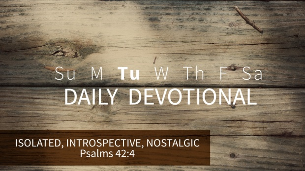 2 Daily Devotional Tuesday