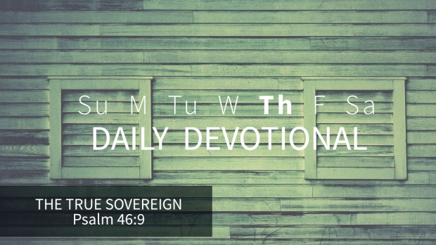 4 Daily Devotional Thursday
